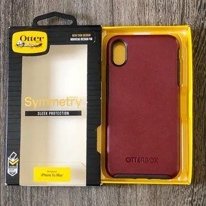iPhone Xs Max OtterBox Symmetry Case